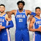 NBA Playoffs: Philly Philly! Sixers Bringing Winning Back to The City of Brotherly Love!