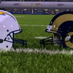NFL: Battle of Los Angeles, Rams With the Early Lead on the Bolts