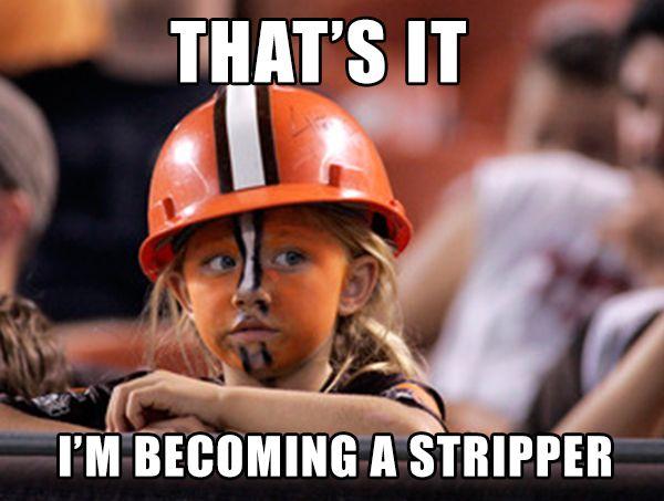 browns stripper