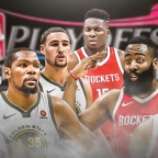 NBA Playoffs: Wild, Wild West Heats Up in Houston