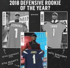 NFL: Early Prediction on Defensive Rookie of the Year