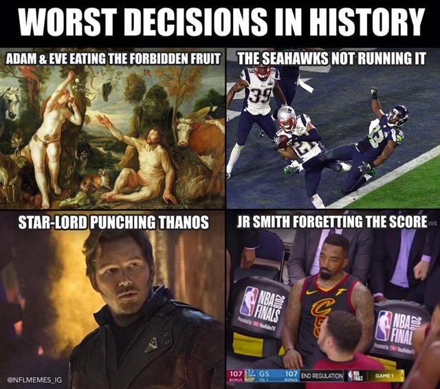 4 tragedies