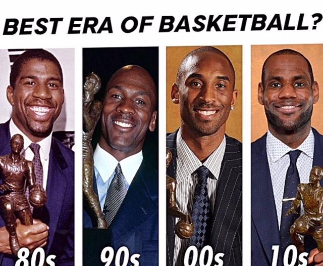 Best Era of NBA