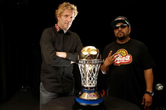 big 3 trophy
