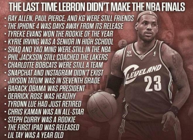 Bron the legend