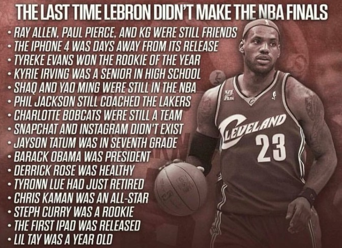 Bron the legend