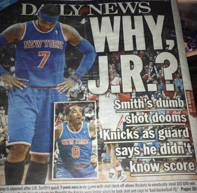 JR Why