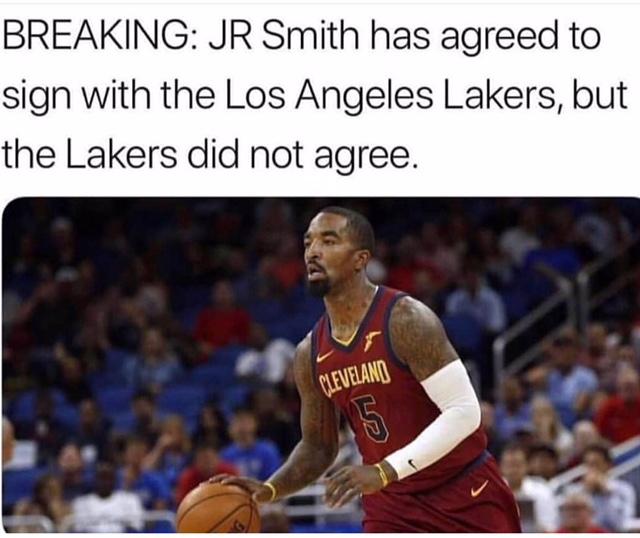 JR Lakers