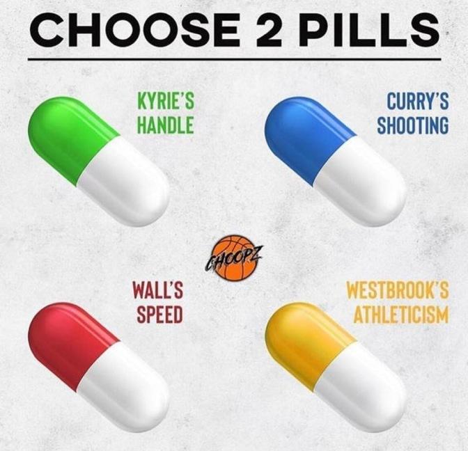 NBA- Pills