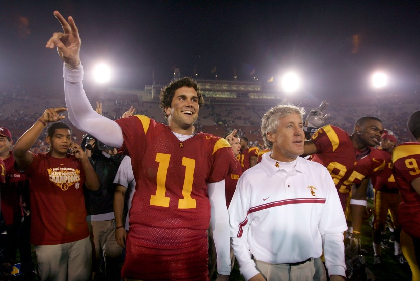 College Football: The Trojan War, The Pete Carroll Version