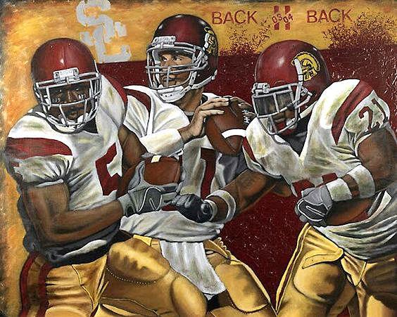USC- Trojan War