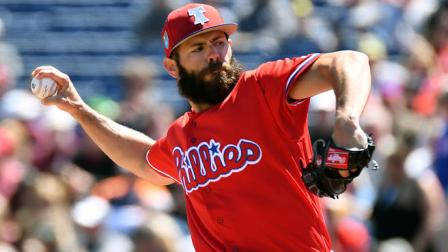 NL Playoffs Arrieta