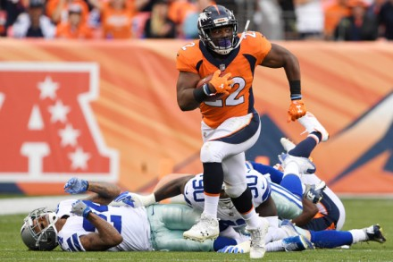 Denver Broncos vs. against the Dallas Cowboys, NFL Week 2