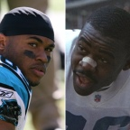 NFL: Who You Got? Michael Irvin or Steve Smith in Their Prime