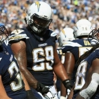 Chargers Football: Derek Watt is the Key to Chargers Ground Game, Especially in Gordon's Absence