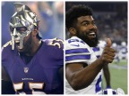 NFL: Wildcard Round Features RED Hot Teams!