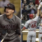 MLB: Goldy Makes History With Dingers But Carson Kelly Steals the Show in Extra Innings For D-Backs, the Trade Was a Win-Win in 2nd Game