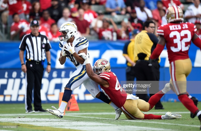 Austin Ekeler Getty Images