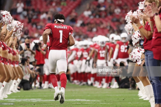 Kyler Murray Getty Images