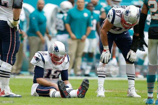 Getty Tom Brady Dolphins