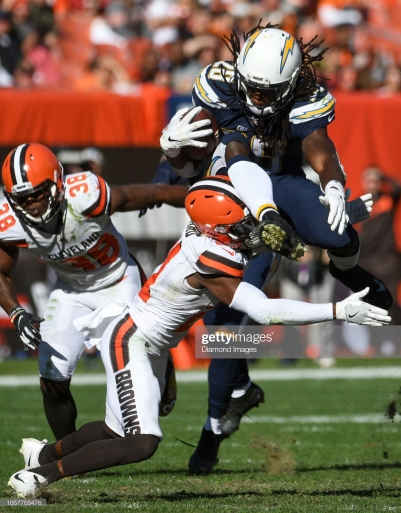 Melvin Gordon-Getty Images