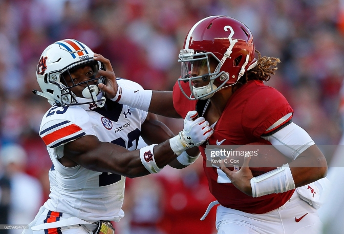 Getty Images- Jalen Hurts