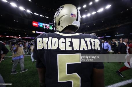 Teddy Bridgewater Getty Images