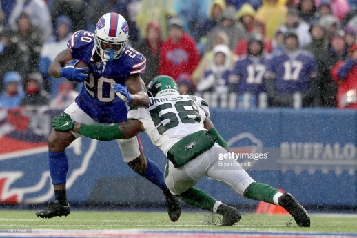 Frank Gore Getty Images
