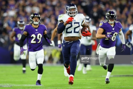 Derrick Henry Getty Images