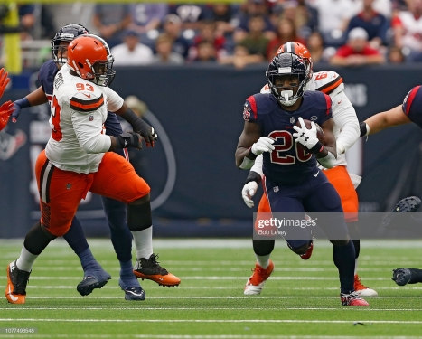 Lamar Miller Getty Images