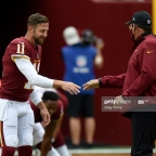 NFL: The Cowboys and Lions Used To Be The Thanksgiving Main Event But Right Now The Holiday Headline Is  Ron River and Alex Smith