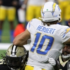 Bolted With BigCat: Chargers Have Gone 'All-In' on Protecting Herbert With 'Gritty' O-Line Moves