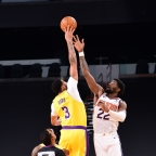 Phoenix Suns: CP3 and Book Will be Fine But DA is the X-Factor against AD!